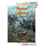 Russian Collection - War and Peace, A Hero of our Time, Dead - Mikhail Lermontov