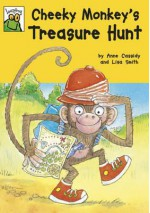 Cheeky Monkey's Treasure Hunt - Anne Cassidy