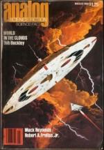 Analog Science Fiction And Fact, March 1980 (Volume C, No. 3) - Stanley Schmidt, Barry N. Malzberg, Bill Pronzini, Mack Reynolds, Paul J. Nahin, Bob Buckley, G. Harry Stine, W.T. Quick, Rick Gauger, Robert A. Freitas Jr.