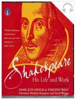 Shakespeare: His Life and Work - Richard Hampton, David Weston, Timothy West, Judi Dench