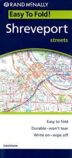 Shreveport, Louisiana EasyFinder Map - Rand McNally