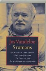 5 romans - Jos Vandeloo
