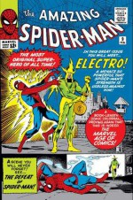 The Man Called Electro! - Stan Lee, Steve Ditko