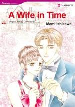 A Wife in Time (Harlequin Romance Manga) - Mami Ishikawa, Cathie Linz