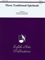 Three Traditional Spirituals Clarinet/Keyboard - David Marlatt