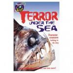 Terror Under the Sea - Clare Oliver