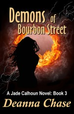 Demons of Bourbon Street - Deanna Chase