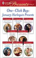 One-Click Buy: January 2009 Harlequin Presents - Lynne Graham, Michelle Reid, Sharon Kendrick, Trish Wylie, Kate Hardy, Jennie Lucas