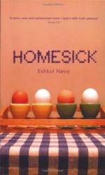 Homesick - Eshkol Nevo