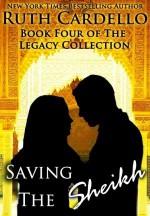 Saving the Sheikh - Ruth Cardello