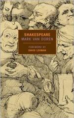 Shakespeare - David Lehman, Mark Van Doren