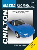 Mazda MX-5 Miata: 1990 thru 2009 - Alan Ahlstrand