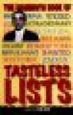 Tasteless Lists - Karl Shaw