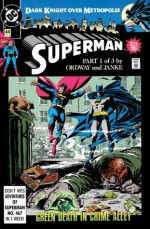 Superman (1987-2006) #44 - Jerry Ordway