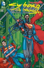 Action Comics (2011- ) Featuring Cyborg Superman #23.1 - Michael Alan Nelson, Mike Hawthorne