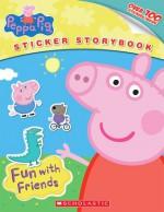 Peppa Pig: Fun With Friends - Neville Astley, Mark Baker