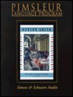 Greek (Modern) - 2nd Ed - Simon & Schuster Audio
