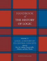 Logic: A History of Its Central Concepts: Logic: History of Its Cent Concepts - Dov M. Gabbay, Francis Jeffry Pelletier, John Hayden Woods