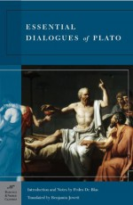 Essential Dialogues of Plato - Plato, Benjamin Jowett, Pedro De Blas