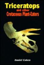 Triceratops and Other Cretaceous Plant-Eaters - Daniel Cohen
