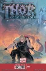 Thor: God of Thunder #2 - Jason Aaron, Esad Ribic