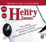 Best of Henry James: The Portrait of a Lady, The Bostonians and The Turn of the Screw - Henry James, William Roberts, Carole Boyd, David Rintoul, Carole Boyde