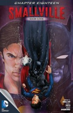 Smallville: Detective, Part 6 - Bryan Q. Miller, Jamal Igle, Marc Deering, Carrie Strachan, Cat Staggs