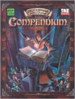 Encyclopaedia Arcane: Compendium - P. Tucker, Jon Hodgson