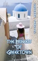 The Princess of Greektown - Suzanne Jenkins