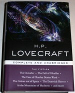The Fiction (Library of Essential Writers) - H.P. Lovecraft, S.T. Joshi
