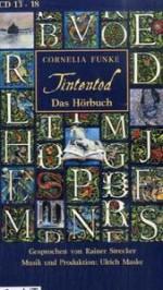Tintentod - Cornelia Funke, Rainer Strecker