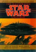 The Illustrated Star Wars - McQuarrie Anderson, Kevin J. Anderson, Ralph McQuarrie