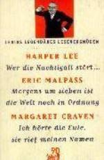 Ledigs legendäres Lesevergnügen. - Margaret Craven, Eric Malpass, Harper Lee Lee