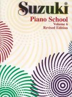Suzuki Piano School, Vol 6 - Alfred A. Knopf Publishing Company, Alfred A. Knopf Publishing Company
