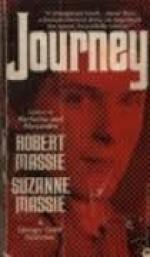 Journey - Robert K. Massie, Suzanne Massie