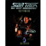 Star Trekrole Playing Game - Christian Moore, Ross Isaacs, Kenneth Hite, Steven Long