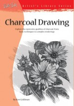 Charcoal Drawing - Ken Goldman, Kenneth C. Goldman