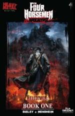 The Four Horsemen of the Apocalypse: Helldiver, Book 1 - Michael Mendheim, Sean Jaffe, Mike Kennedy, Simon Bisley, Chad Fidler