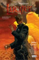 Lucifer, Book Three - Ryan Kelly, Ted Naifeh, Dean Ormston, Peter Gross, David Hahn, Craig Hamilton, Mike Carey