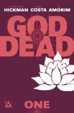 God Is Dead, Volume 1 - Jonathan Hickman, Mike Costa, Di Amorim