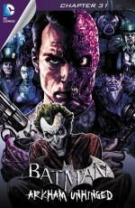 Batman: Arkham Unhinged #30 - Derek Fridolfs, Mico Suayan