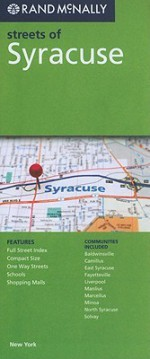 Syracuse, New York Map - Rand McNally