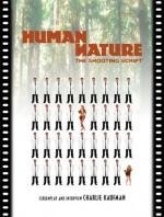 Human Nature: The Shooting Script - Charlie Kaufman, Michel Gondry