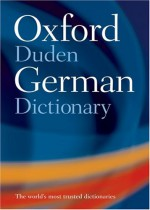 Oxford-Duden German Dictionary - Oxford University Press