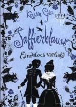 Saffierblauw (Eindeloos verliefd, #2) - Kerstin Gier, Merel Leene