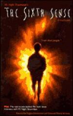 M. Night Shyamalan's The Sixth Sense: A Novelization - Peter Lerangis, M. Night Shyamalan