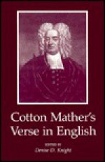 Cotton Mather's Verse in English - Cotton Mather