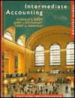Intermediate Accounting, 10th Edition - Donald E. Kieso, Jerry J. Weygandt, Terry D. Warfield