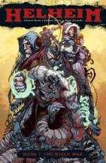Helheim Volume 1: The Witch War - Cullen Bunn, Joëlle Jones, Nick Filardi