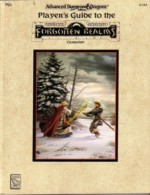 Player's Guide to the Forgotten Realms Campaign (Advanced Dungeons & Dragons 2nd Edition, Forgotten Realms) - Anthony Herring, Jeff Grubb, Julia Martin, Steven Schend, J. Robert King, Tim Beach, Karen Boomgarden